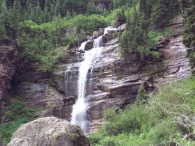 Bear Creek Falls, Colorado