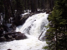 Big Creek Falls, Colorado