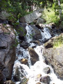 Catamount Falls, Colorado