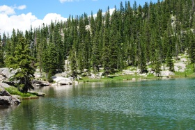 Columbine Lake, Colorado