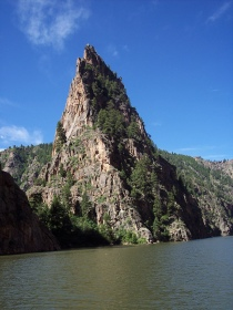 Curecanti Needle, Gunnison, Colorado