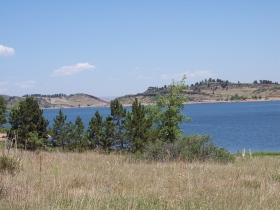 Horsetooth Reservoir, Colorado
