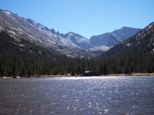 Jewel Lake, Rocky Mountain National Park