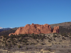 Kissing Camels, as seen from the visitor center