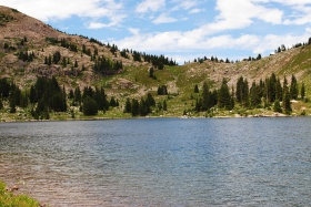 Lyle Lake, Colorado