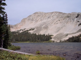 Mitchell Lake, Colorado