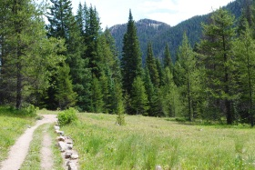 North Tenmile Creek Trail, Frisco, Colorado