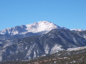 Pikes Peak picture