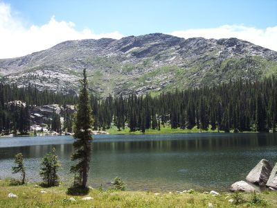 Savage Lake, Colorado