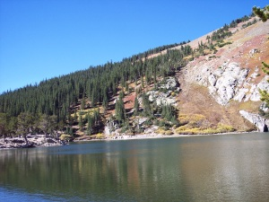 St. Mary's Glacier Lake