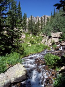 Tyndall Creek, Rocky Mountain National Park