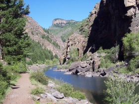 Upper Black Canyon, Colorado