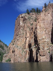 Upper Black Canyon, Gunnison, Colorado