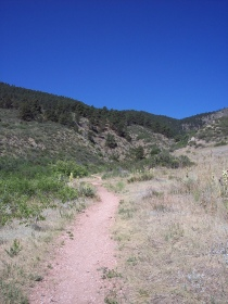Well Gulch Nature Trail, Colorado