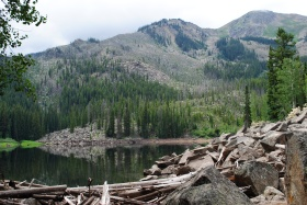 Weller Lake, Colorado