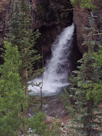 Whitmore Falls, Colorado