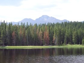 Bierstadt Lake, Rocky Mountain National Park