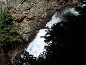 Booth Falls near Vail, Colorado