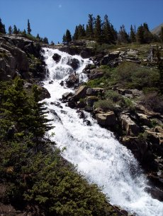 Continental Falls, Breckenridge, Colorado