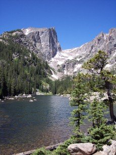 Dream Lake, Rocky Mountain National Park