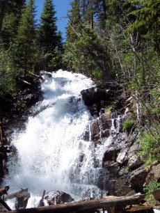 Fern Falls, Rocky Mountain National Park