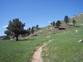 Foothills/Hogback Ridge Loop, Boulder