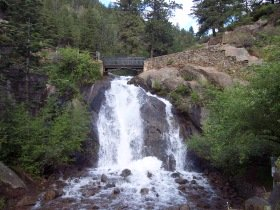 Helen Hunt Falls, Colorado Springs, Colorado