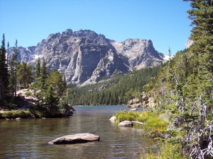 Loch Vale, Rocky Mountain National Park