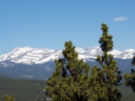 Golden Gate Canyon State Park, Panorama Point, Colorado