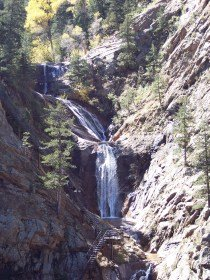 Seven Falls, Colorado Springs