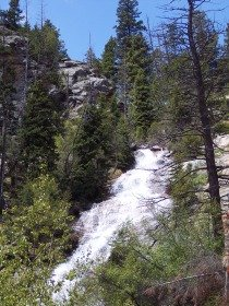 St. Mary's Falls, Pike National Forest, Colorado